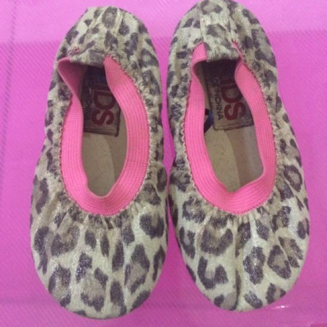 Sepatu Cotton Kids