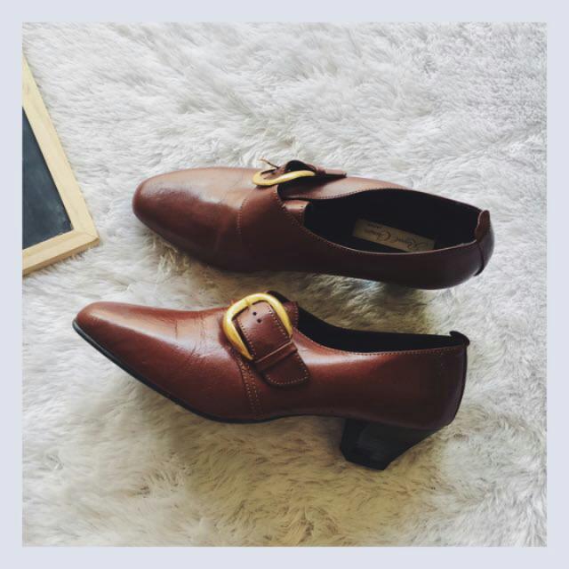 Sepatu Semi Boots royal Crown