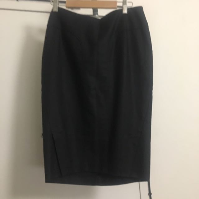 Sheike Black Skirt