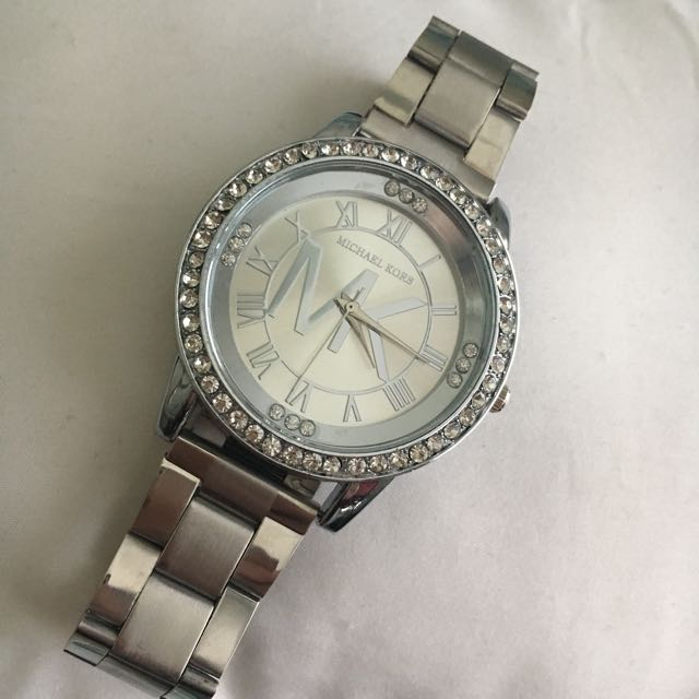Silver Michael Kors Womens Watch