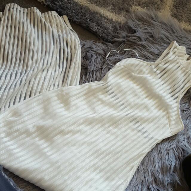 Size 8 Maxi Dress
