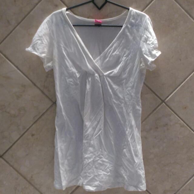 Sophie Martin White Shirt