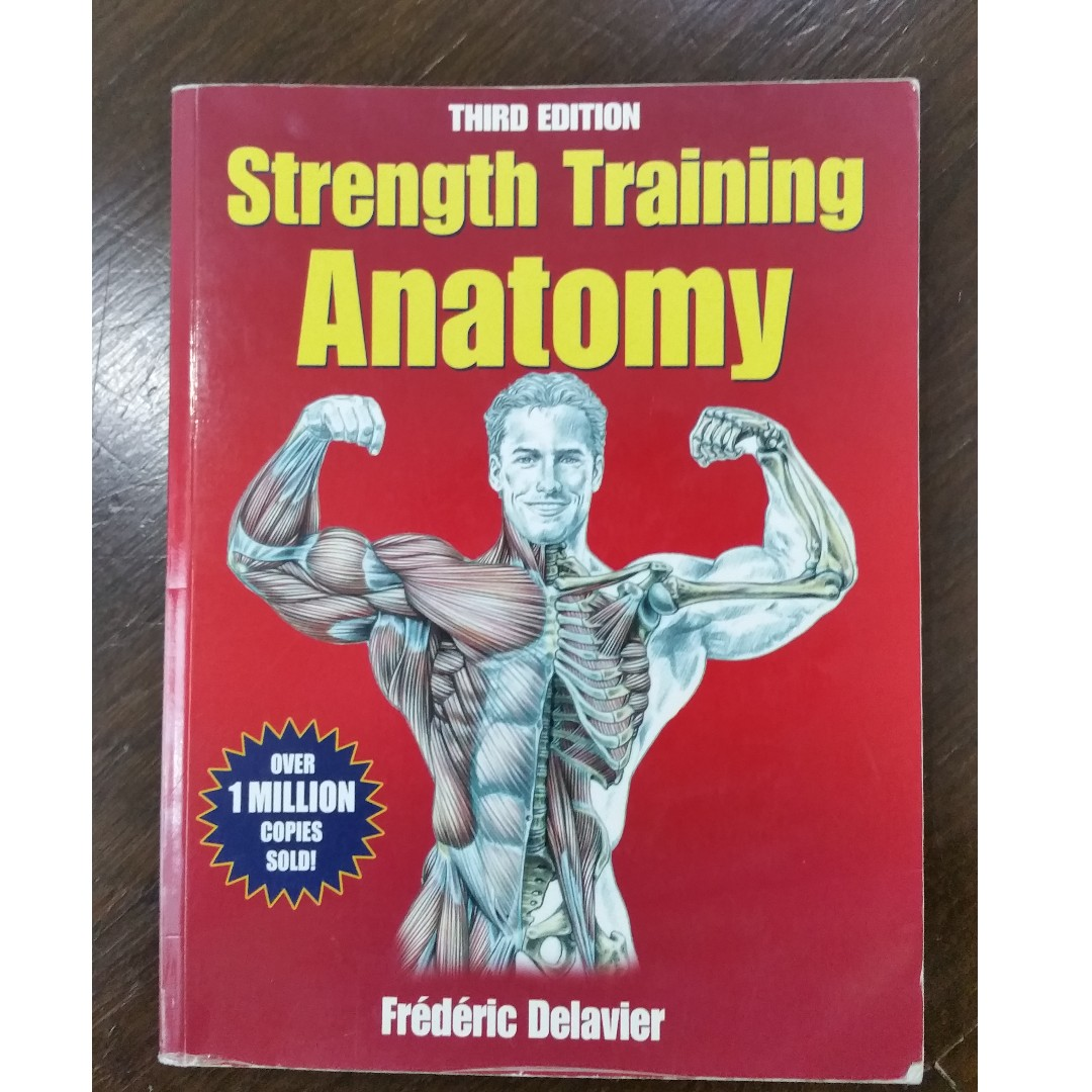 Enchanting Strength Training Anatomy By Frederic Delavier Image ...