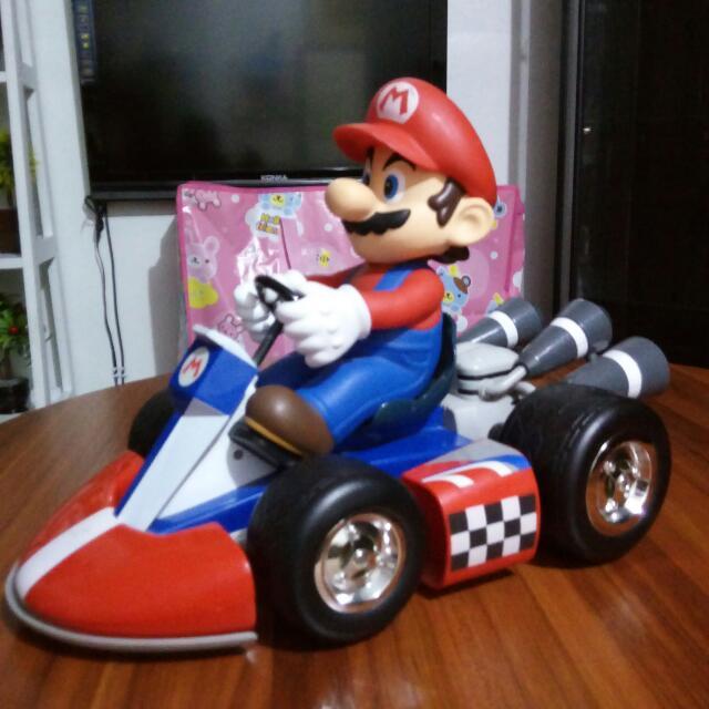Super Mario On Gocart