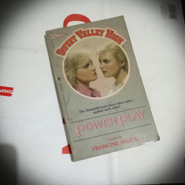 Sweet Valley High: Power Play