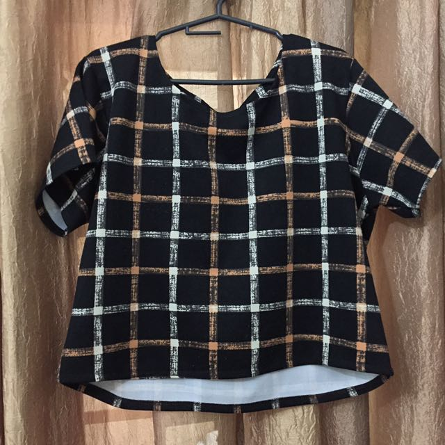 TERNO Cropped Top And Skort