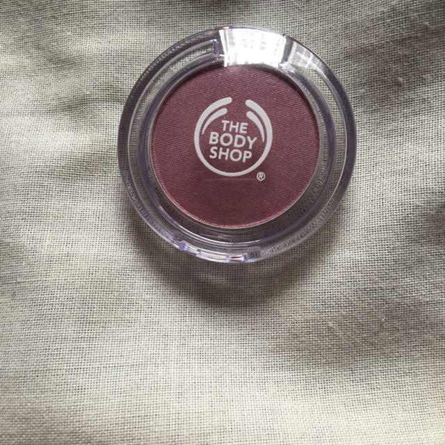 The Body Shop Purple Eyeshadow