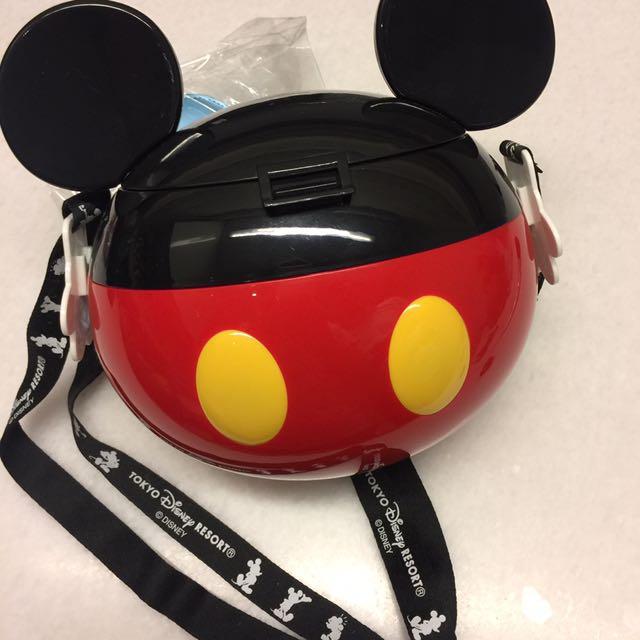 Tokyo Disney。米奇爆米花桶