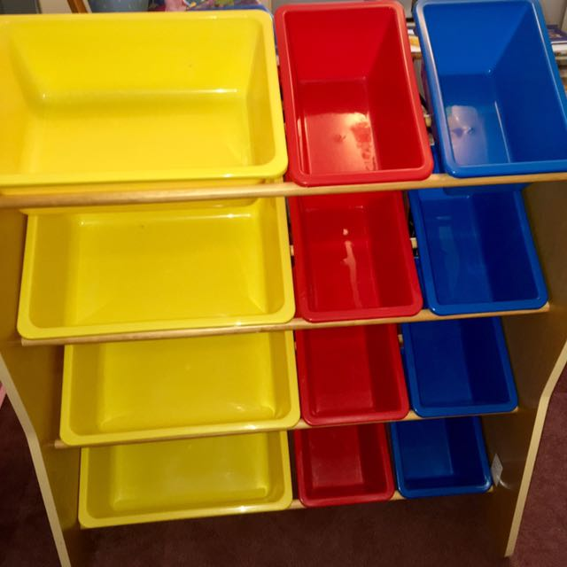Toy Organizer Bins