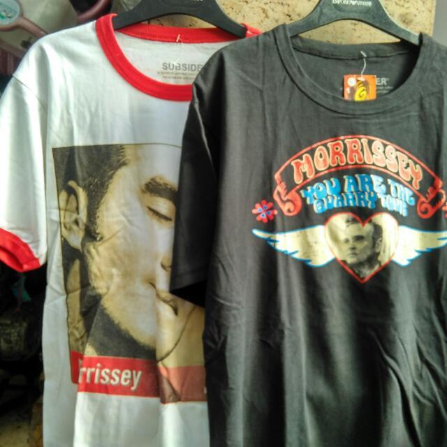 tshirt band and polos