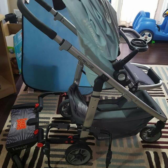 Uppababy Cruz And Accesories