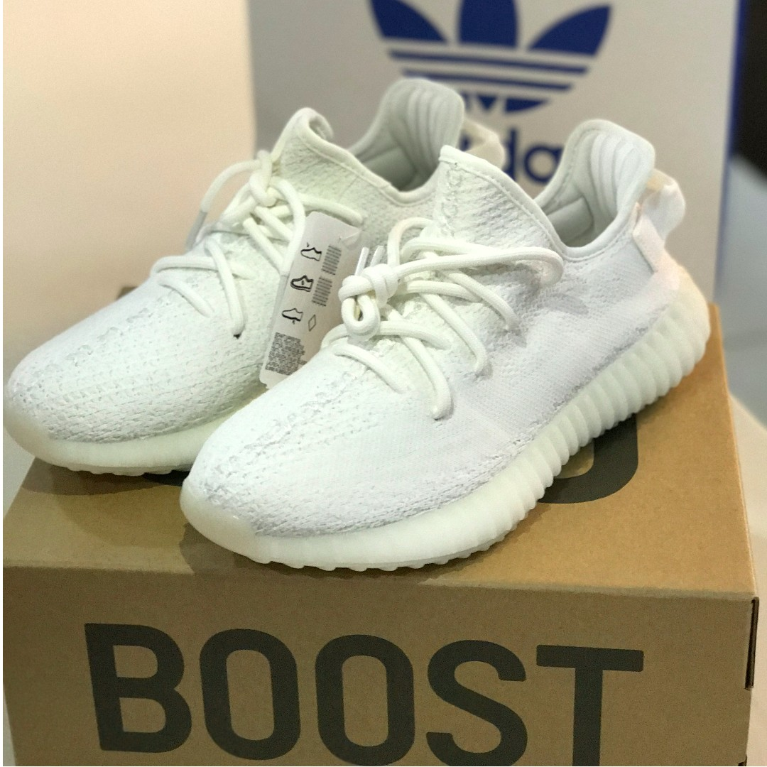 2da55e1a2addb ... best price us 6 uk 5.5 adidas yeezy boost 350 v2 cp9366 cream white  brand new