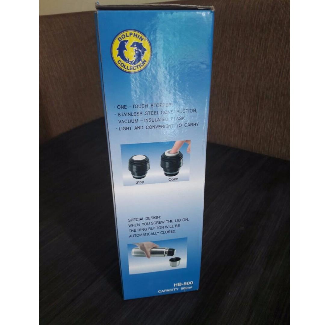 Vaccum Flask, 500 ML - Brand new