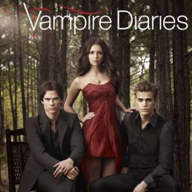 Vampire Diaries Seasons 1 To 7