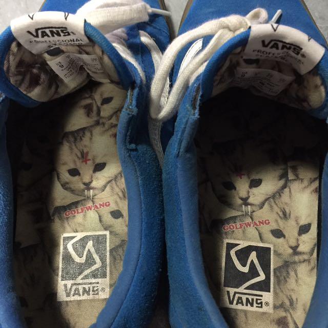 fbbd9d1f11745b Vans Old Skool Syndicate Golf Wang Shoes