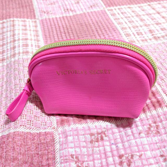 Victoria's Secret Mini Pink Pouch