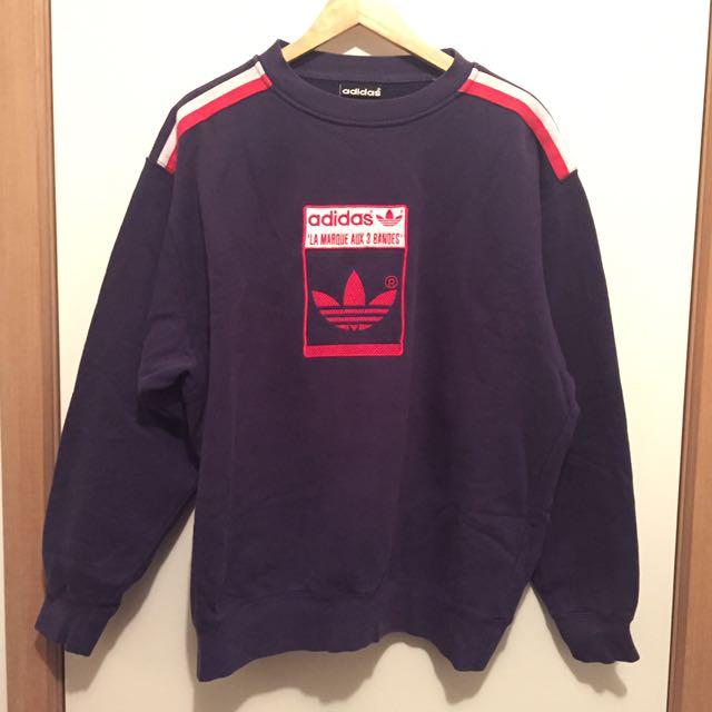 Vintage Adidas Jumper Sweatshirt