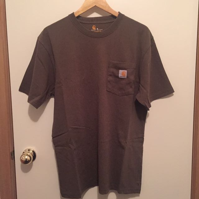 Vintage Carhartt Tshirt Top Shirt