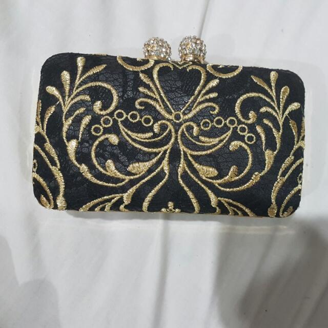 Vintage Clutch/bag