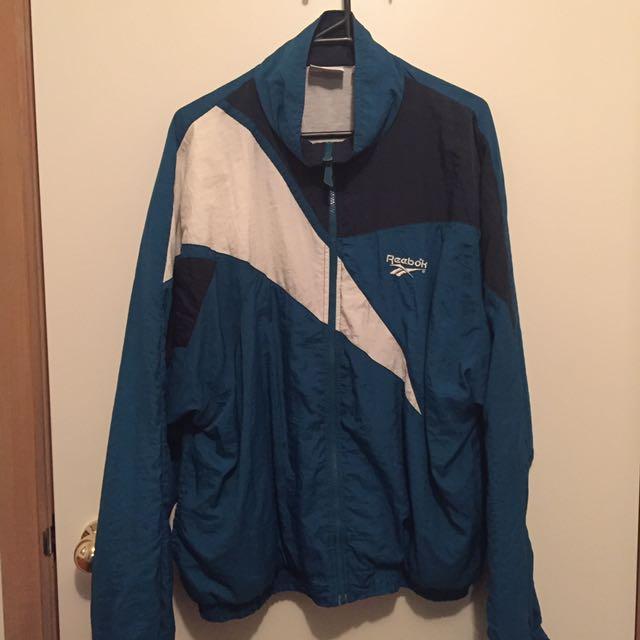 Vintage Reebok Jacket Slicker