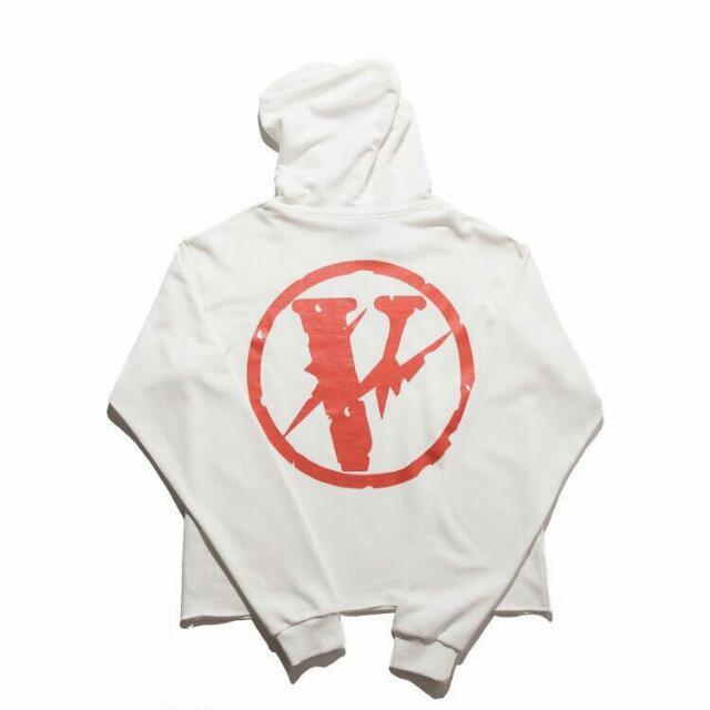 Vlone hoodie....