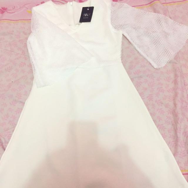 w sonya dress