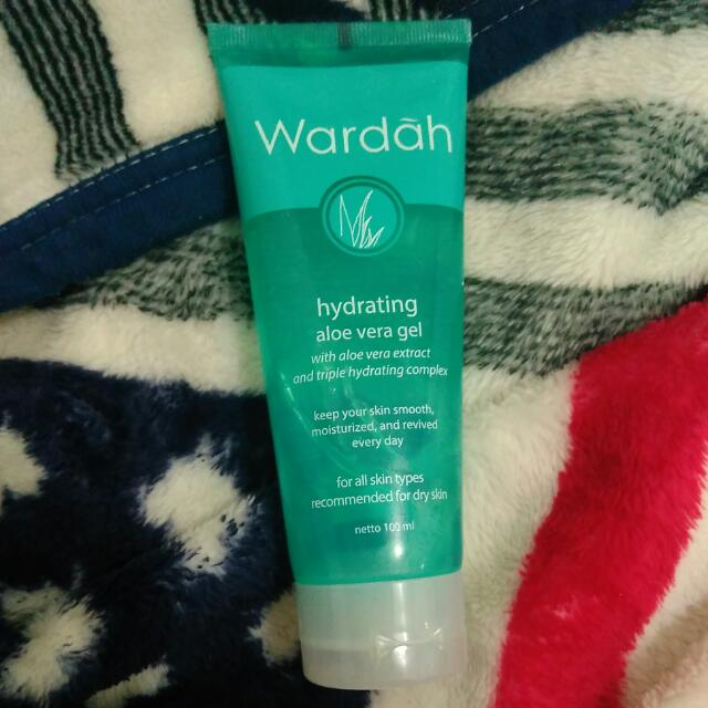 wardah aloe gel
