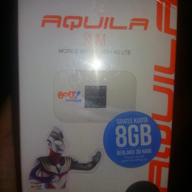 WIFI MODEM 4G LTE BOLT