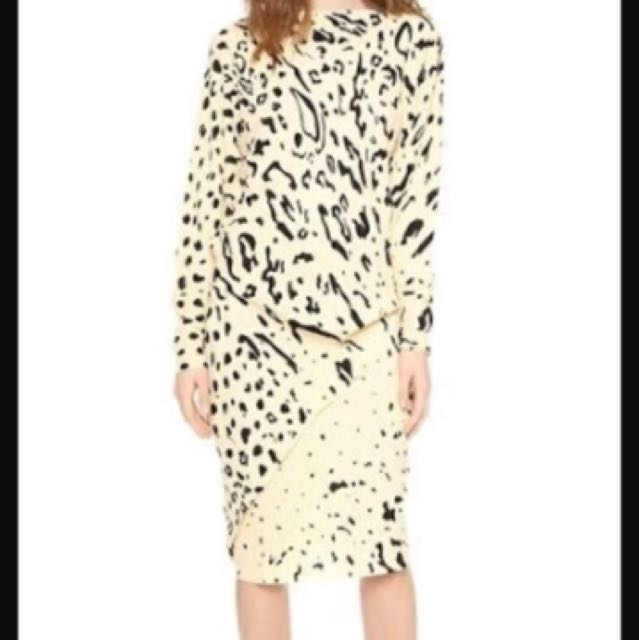 Willow Leopard Print Dress