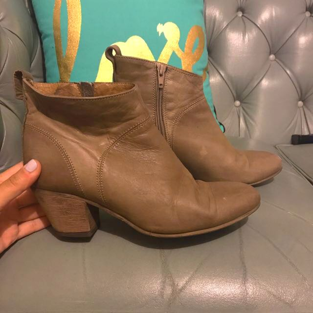 Wittner Boots Size7/38