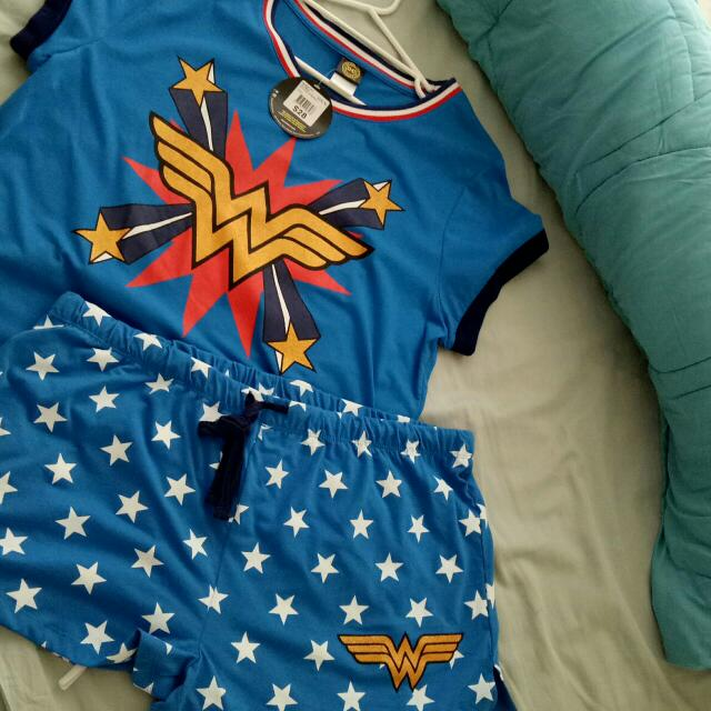 Wonder Woman Nytie