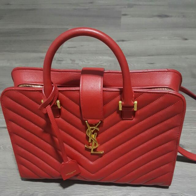 04d196a4 YSL BO Monogramme SL, Luxury, Bags & Wallets on Carousell