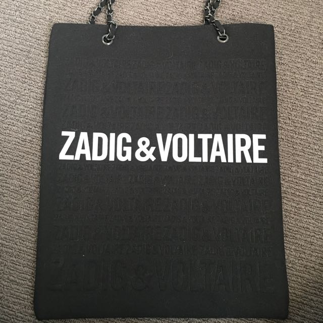Zadig & Voltaire shopper bag