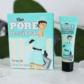 [包郵]Benefit the POREfessional face primer皇牌毛孔細緻霜 3ml