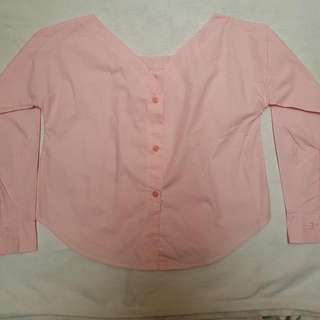 !NEW! Pink Top