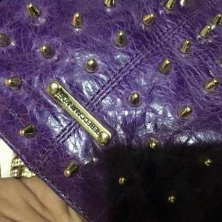 Rebecca Minkoff Studed Bag!!! SELLING LOW