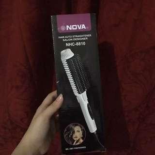 Nova Catok Rambut Pink