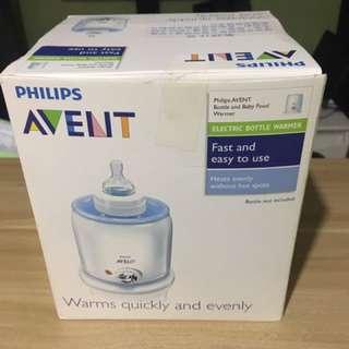 Philips Avent bottle baby food warmer 暖奶器