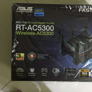 Asus Router RT-AC5300