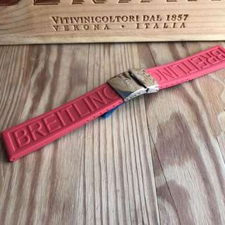 Breitling 3rd Party Rubber Strap