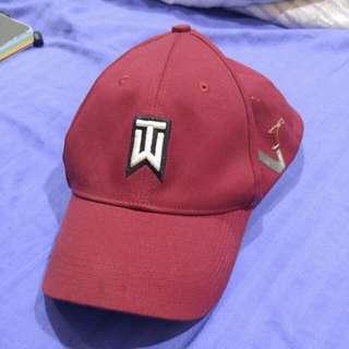Original!!! Nike Tiger Wood Golf Cap