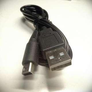 任天堂 3ds ll xl N3DS 3dsll USB 充電線