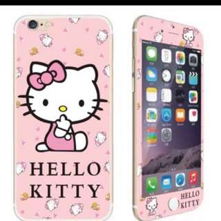 WTB Hello Kitty Screen Protector For Iphone 7plus