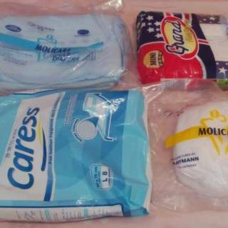 Underpads & Adult Diapers