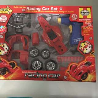 Build Your Own Racing Car