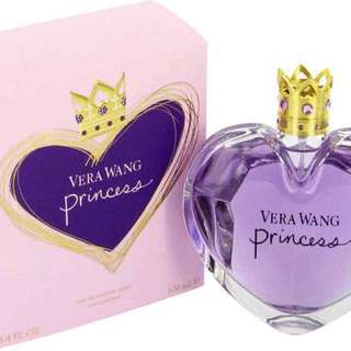 NEW Vera Wang Princess Perfume