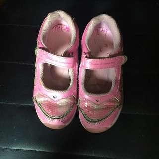Disney Pink Rubbers