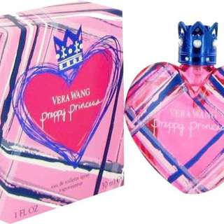 NEW Vera Wang Puppy Princess Perfume
