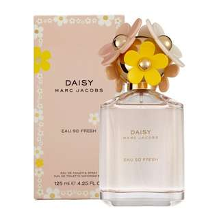 NEW Marc Jacobs Eau So Fresh Daisy Perfume