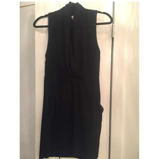 Wilfred black tunic dress - Aritzia - Size S